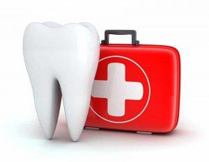 خدمات دندانپزشکی اورژانسی